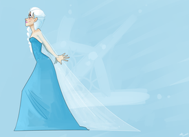 Let It Go by EllaMRed