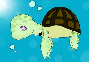 Turtle by TokyoHostage