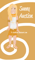 (OPEN) Sunny Adopt- AUCTION by starlitcat