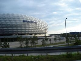 Allianz Arena pic by chilorastaroots