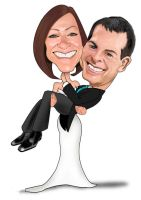 Gift caricature 51 by Steveroberts