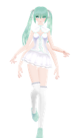 - MMD DL - Aranya by NoUsernameIncluded
