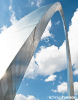 The St. Louis Arch by nickhanson