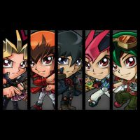 Yu-Gi-Oh! 5 Duelists by Riomak