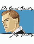 Jay Gatsby - Leonardo Dicaprio - The Great Gatsby by MCRObsessedFrankFan