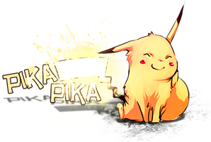 Pika by H3llish