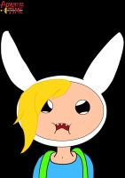 Fionna Adventuretime by XxJesterpaintxX