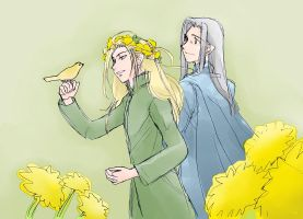 The New Year of the Elves by h-muroto