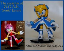 """Maria"" Before and After by wylf"