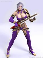 Ivy soul calibur 4 by covenan