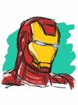 iron man by cyh