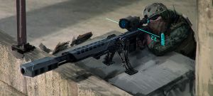 Ghost Recon Future Soldier by Oscar13opt