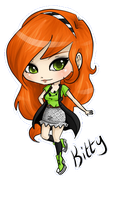 Kiriban: Kitty Chibi by Hate-Incarnate