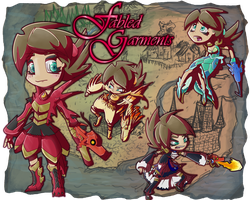 Fabled Garments by Animatics