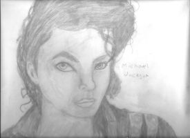 Michael Jackson by nataliearrow