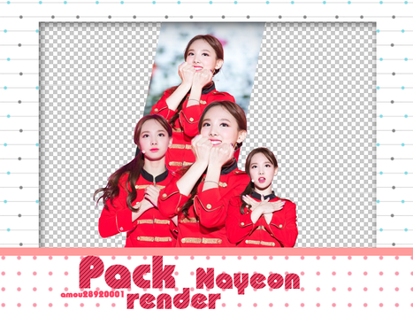 ::PACK RENDER:: NAYEON by SC-ShiSoCiu