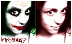 Why So Serious ? by TheNeoShaman