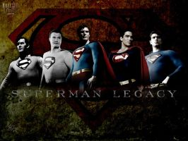Superman Legacy by ManePL