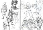 Sketchdump 121510 by lychi