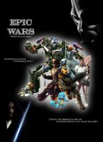 Epic Wars by LithiumSpartan