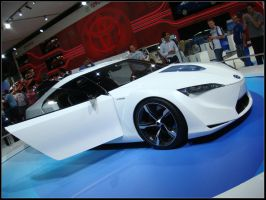 Toyota Concept by musicnation