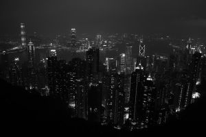 ghosts of Hongkong V by Ricorya