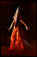 Pyramid Head - movie version by SilentIvo