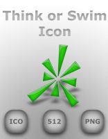 Think or Swim Icon by GreasyBacon