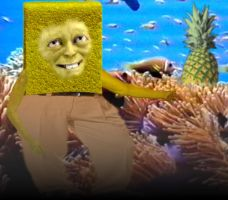 SB - Realistic Spongebob by ProfessorDoom