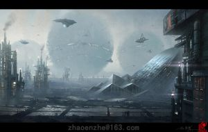 Base One by zhaoenzhe