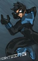 ::Nightwing:: by madcow-neotaku