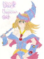 Dark Magician Girl by Dark-Magician-1991