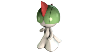 Ralts by bogeymankurt