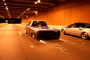 tunnel drag 2 by SurfaceNick