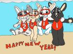 Happy New Year 2011 by 101boy