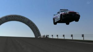 Gran Turismo 5 Cape Ring leap by revsorg