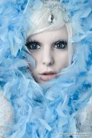 Snow Queen... by Daphne-Dystopia