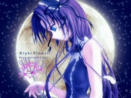 Night Flower by TheOmofSerenity