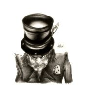 Mad Hatter by IronMaiden720