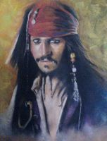 Jack Sparrow by yurkary