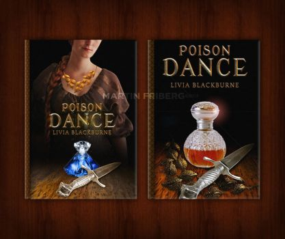 Poison Dance v. 1 and 2 - Book Cover Contest by Freijo