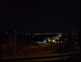 view from Monroe St. hill 2 by crimsonravenwarrior