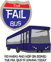 failbus logo by mross5013