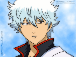 Gintama - Jack Of All Trades by Remmirath90