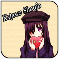 Katawa Shoujo Dock Icon by Lionhearte