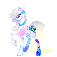 Pony Adopt 0.2 : Crystal Pony : Closed by Xnvy