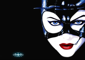Catwoman by Hazey1988