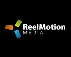 Reel motion media logo by mstdesignstudios