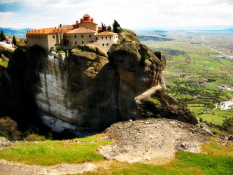 Meteora - Greece by photocreation35