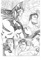 JLA 1 Page 2 by guinnessyde